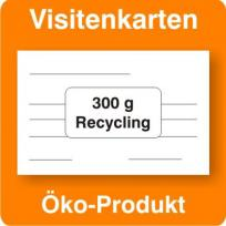 300g Recycling-Papier